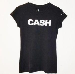Zion Rootswear   Johnny Cash Tee